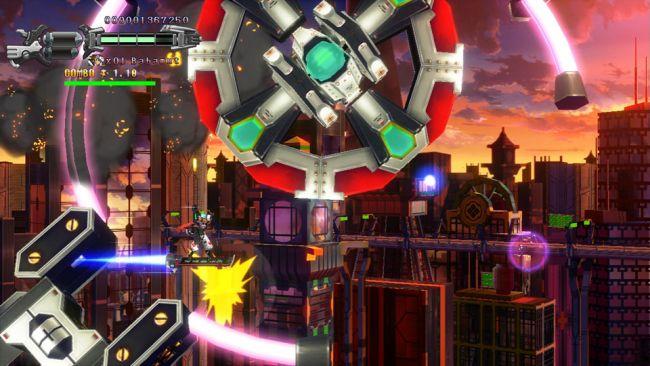 Hard Corps: Uprising - Screenshots - Bild 3