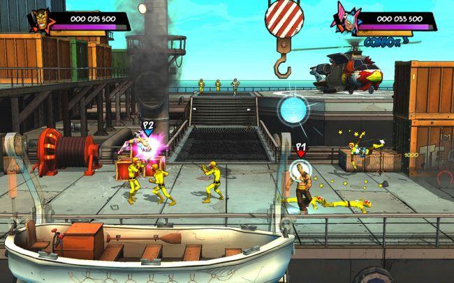 Lucha Fury - Screenshots - Bild 1