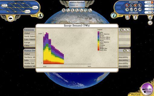 Fate of the World - Screenshots - Bild 1