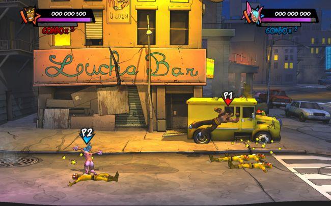 Lucha Fury - Screenshots - Bild 3