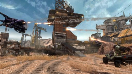 Halo: Reach - DLC: Defiant Map Pack - Screenshots - Bild 11