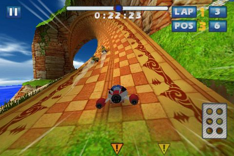 Sonic & SEGA All-Stars Racing - Screenshots - Bild 3