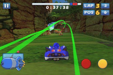 Sonic & SEGA All-Stars Racing - Screenshots - Bild 8