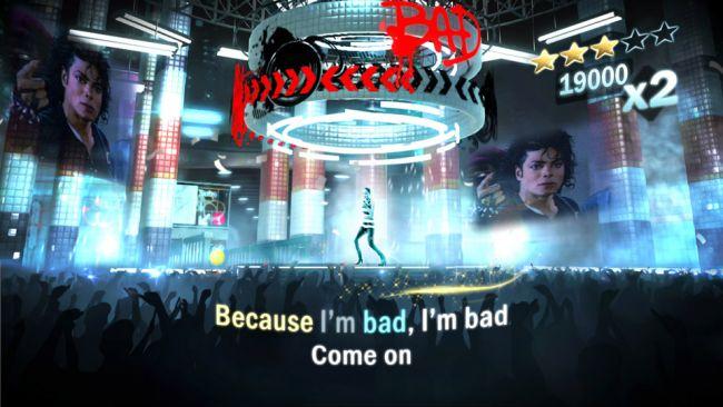 Michael Jackson: The Experience - Screenshots - Bild 1