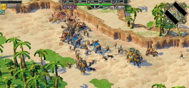 Age of Empires Online - Screenshots - Bild 1