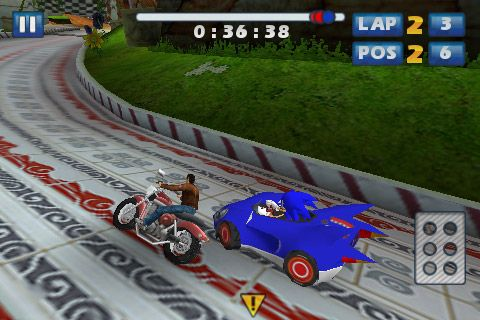 Sonic & SEGA All-Stars Racing - Screenshots - Bild 5