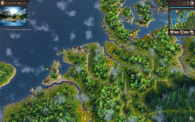 Patrizier IV: Aufstieg einer Dynastie - Screenshots - Bild 1