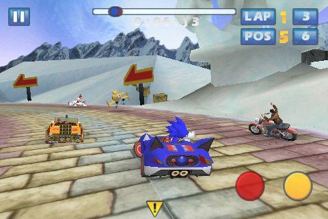 Sonic & SEGA All-Stars Racing - Screenshots - Bild 6