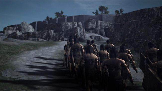 Warriors: Legends of Troy - Screenshots - Bild 1