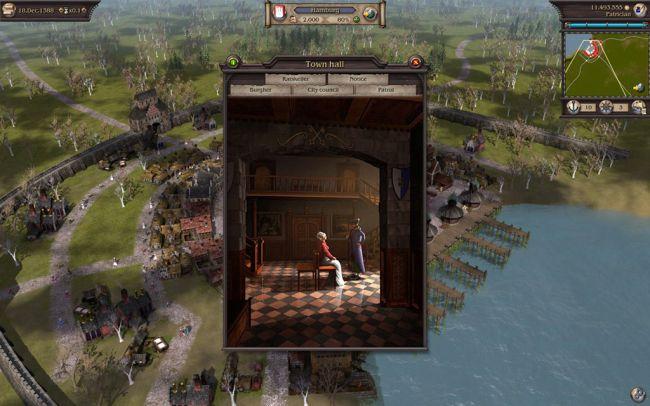 Patrizier IV: Aufstieg einer Dynastie - Screenshots - Bild 4