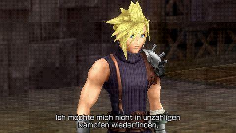 Dissidia 012[duodecim] Final Fantasy - Screenshots - Bild 13