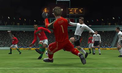 Pro Evolution Soccer 2011 3D - Screenshots - Bild 41