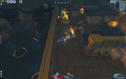 Spiral Knights - Screenshots - Bild 4