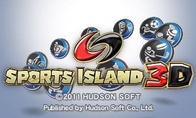 Sports Island 3D - Screenshots - Bild 1