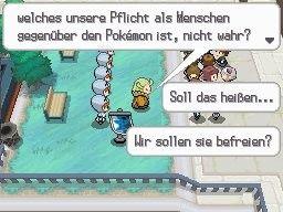 Pokémon Schwarz / Weiß - Screenshots - Bild 7