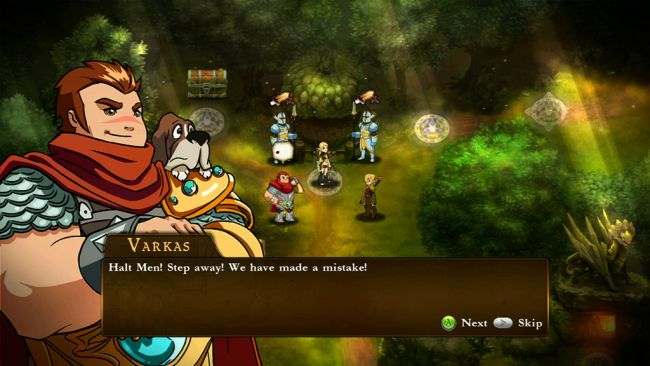 Might & Magic: Clash of Heroes - Screenshots - Bild 16
