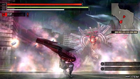 Gods Eater Burst - Screenshots - Bild 15
