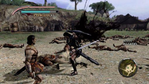 Warriors: Legends of Troy - Screenshots - Bild 16