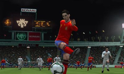 Pro Evolution Soccer 2011 3D - Screenshots - Bild 32