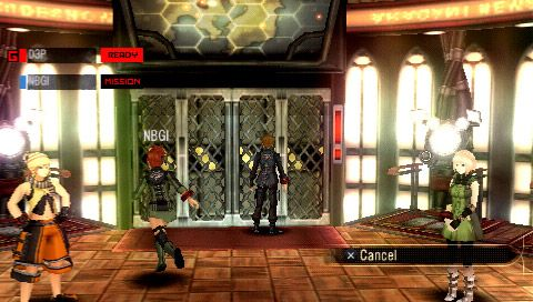 Gods Eater Burst - Screenshots - Bild 6