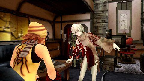 Gods Eater Burst - Screenshots - Bild 38