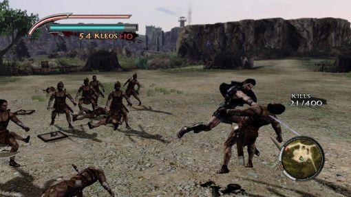 Warriors: Legends of Troy - Screenshots - Bild 17