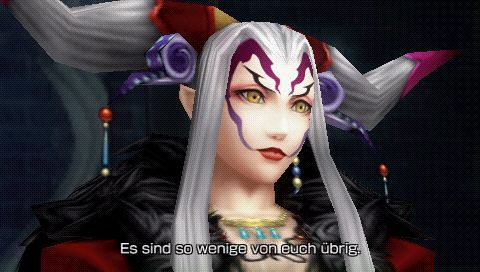 Dissidia 012[duodecim] Final Fantasy - Screenshots - Bild 1