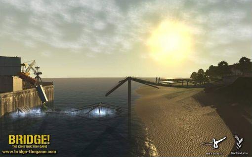 Bridge! - The Construction Game - Screenshots - Bild 11