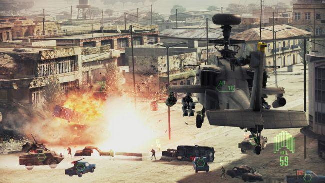 Ace Combat: Assault Horizon - Screenshots - Bild 13