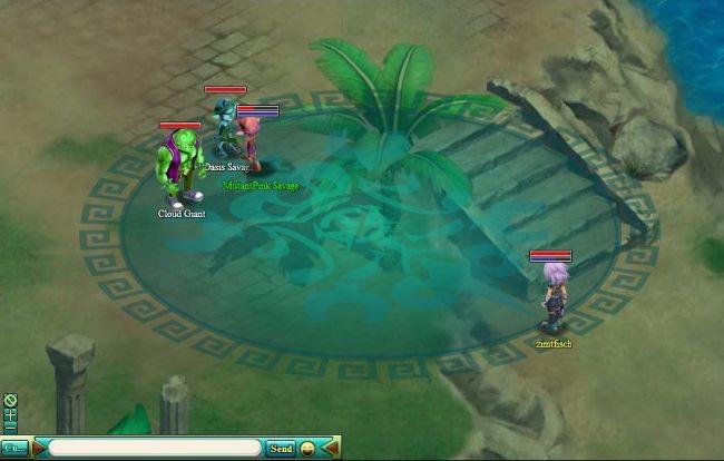 Magic Campus - Screenshots - Bild 8