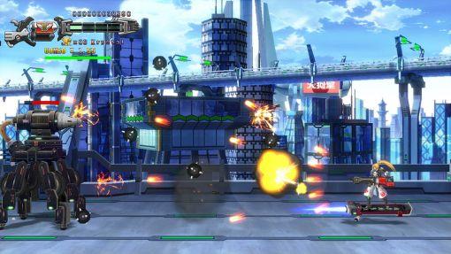 Hard Corps: Uprising - Screenshots - Bild 7