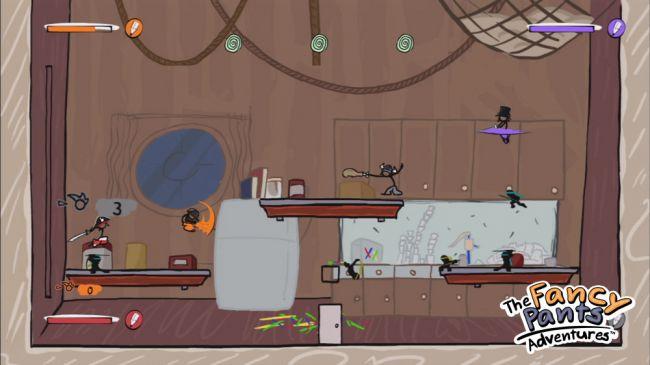 The Fancy Pants Adventures - Screenshots - Bild 4