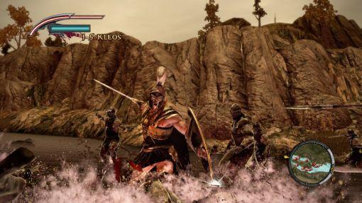 Warriors: Legends of Troy - Screenshots - Bild 31