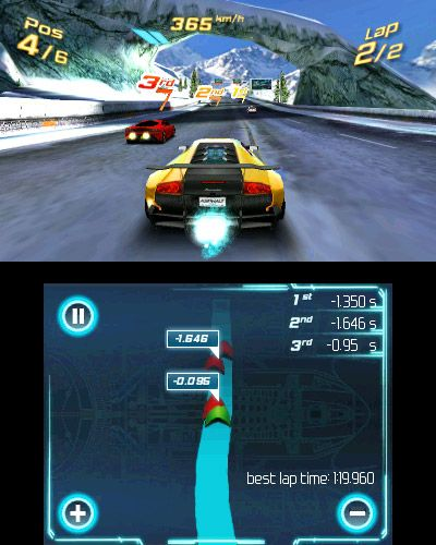 Asphalt 3D - Screenshots - Bild 6