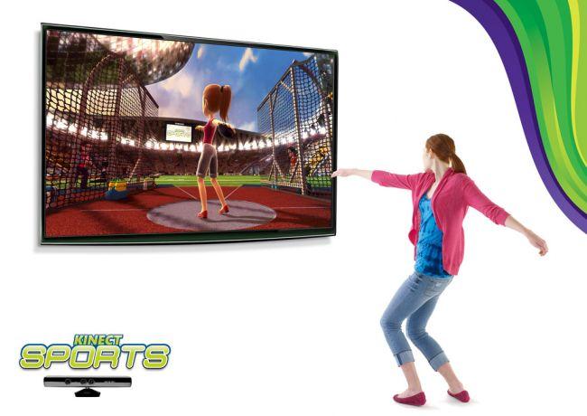 Kinect Sports - Fotos - Artworks - Bild 3