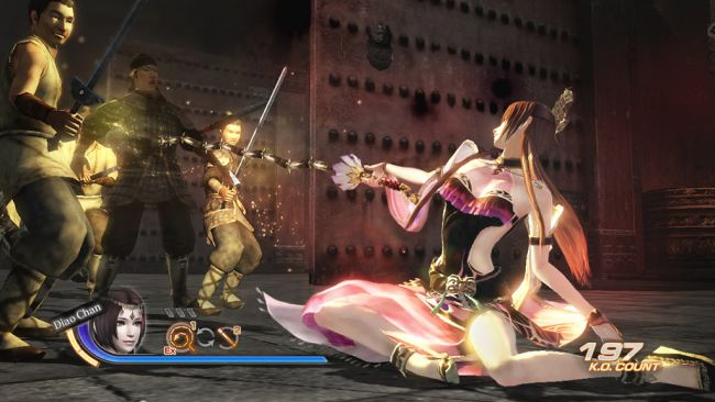 Dynasty Warriors 7 - Screenshots - Bild 1