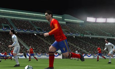 Pro Evolution Soccer 2011 3D - Screenshots - Bild 51