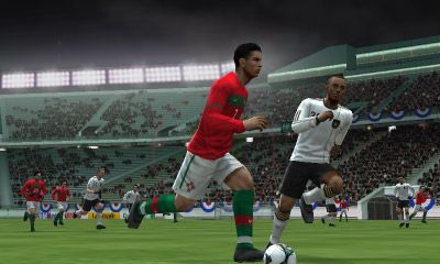 Pro Evolution Soccer 2011 3D - Screenshots - Bild 8