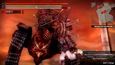 Gods Eater Burst - Screenshots - Bild 17