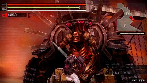 Gods Eater Burst - Screenshots - Bild 21
