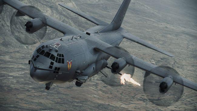 Ace Combat: Assault Horizon - Screenshots - Bild 2