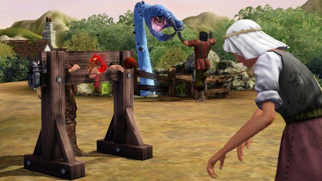 Die Sims Mittelalter - Screenshots - Bild 30
