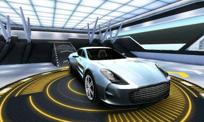 Asphalt 3D - Screenshots - Bild 1