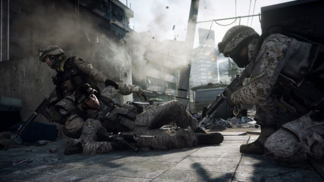 Battlefield 3 - Screenshots - Bild 2