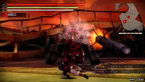 Gods Eater Burst - Screenshots - Bild 19