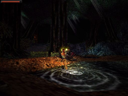Tomb Raider III: Adventures of Lara Croft - Screenshots - Bild 1