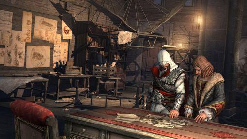 Assassin's Creed: Brotherhood - DLC: Da Vincis Verschwinden - Screenshots - Bild 5