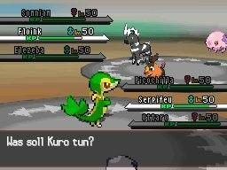 Pokémon Schwarz / Weiß - Screenshots - Bild 5