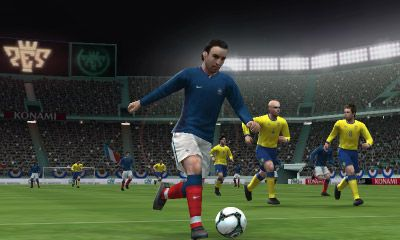Pro Evolution Soccer 2011 3D - Screenshots - Bild 3