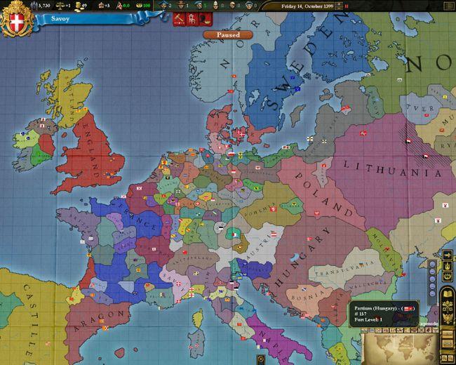 Europa Universalis III Chronicles - Screenshots - Bild 7